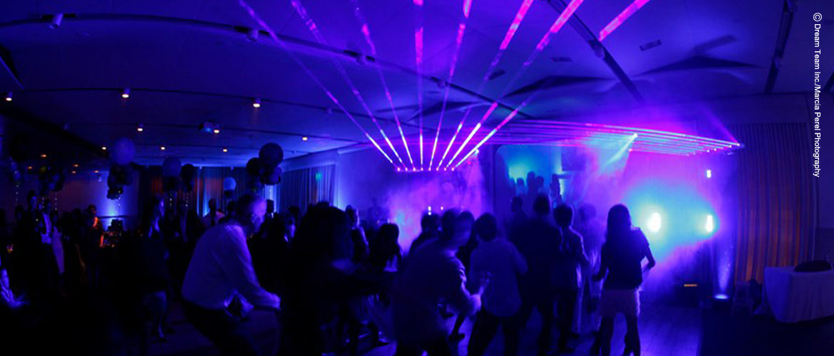 Los Angeles Dancefloor Effect Lighting