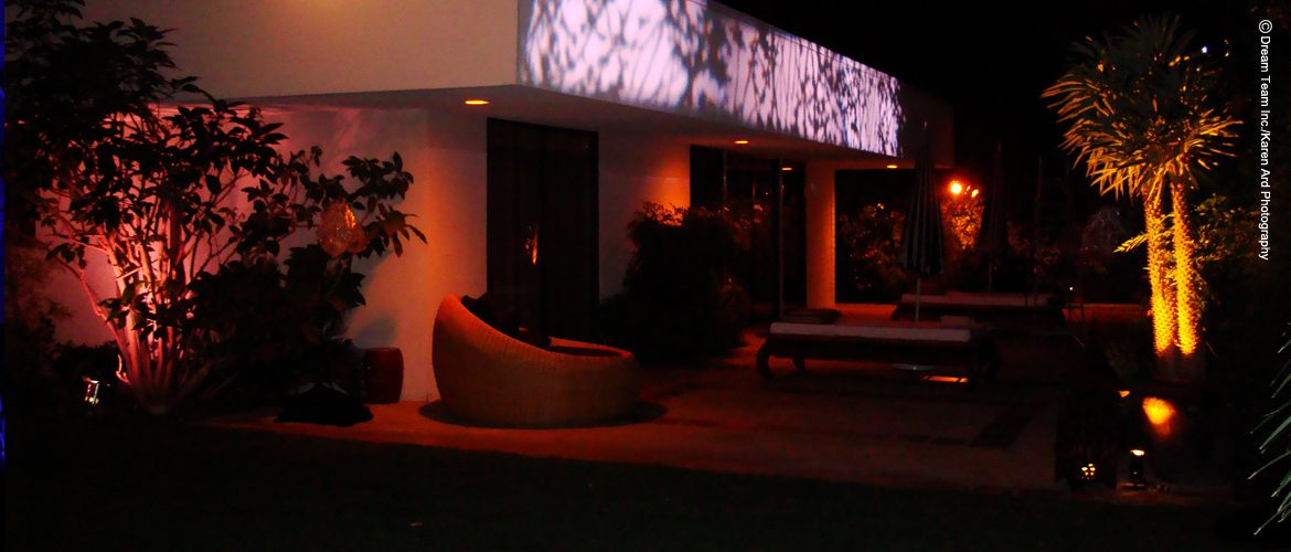 Los Angeles Mood Lighting Effects