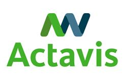 Actavis Logo - Corporate Event Production Company