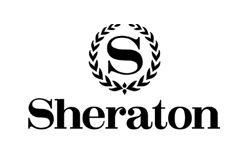 Sheraton Logo - Company Holiday Party DJs in LA and OC - Corporate Event Production