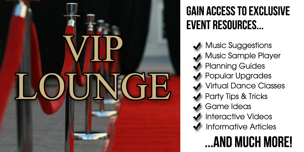 VIP Lounge - Event Planner and Coordinator - Los Angeles Event Coordinator and DJ