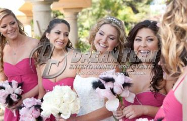 Beverly Hills Wedding DJ - Happy Bride