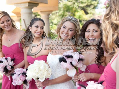 Beverly Hills Wedding DJ - Happy Bride
