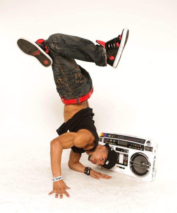 Los Angeles Mitzvah DJ Dancer